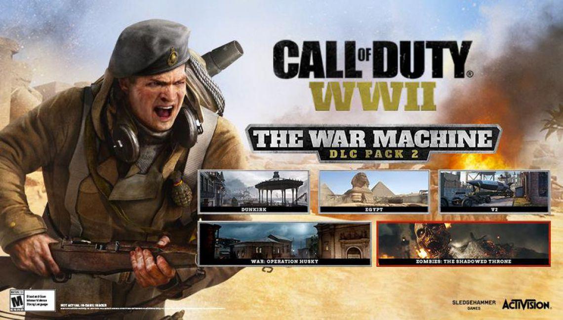 The War Machine DLC