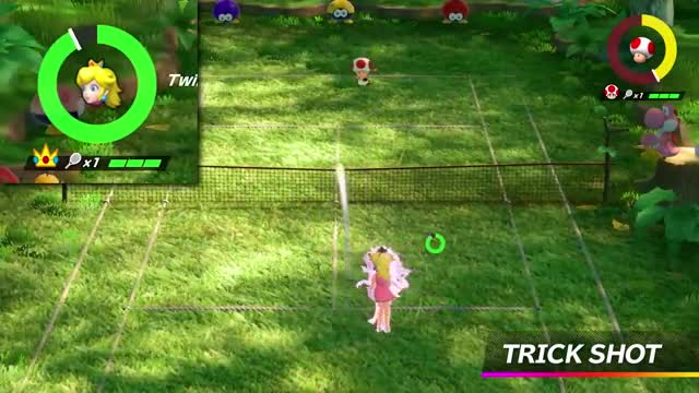 Mario Tennis Aces - Nintendo Direct Trailer