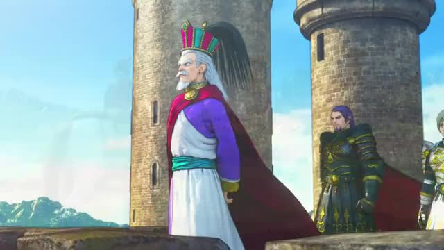 Dragon Quest XI: Echoes of an Elusive Age - Opening Movie