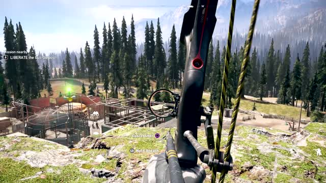 FAR CRY 5 FREE ROAM GAMEPLAY!!