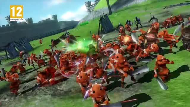 Hyrule Warriors: Definitive Edition – Overview Trailer