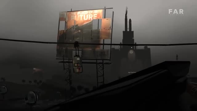 FAR: Lone Sails - Gameplay Trailer