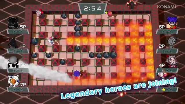 SUPER BOMBERMAN R PS4® ,Xbox One,Steam (PC) Promotion Trailer